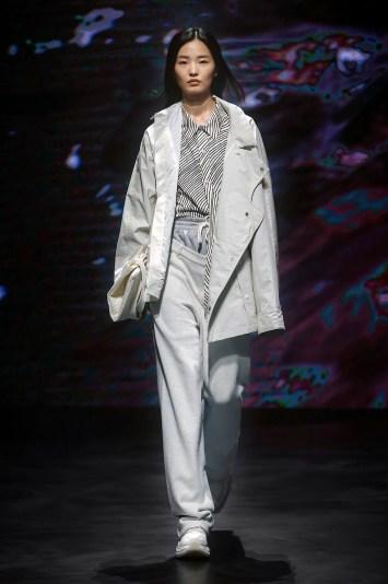 Li Ning RTW Spring 2021