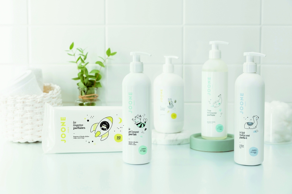 Joone skin-care products.