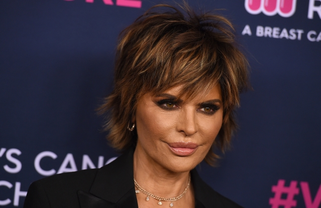 Lisa Rinna Stars In Edie Parker Spring 2021 Collection Campaign
