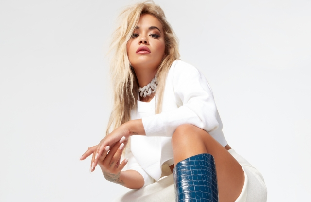 Rita Ora for ShoeDazzle