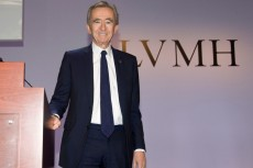 Bernard Arnault Named 'Manager of the Decade' in TV Awards