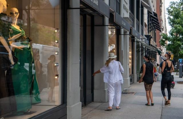 Madison Avenue BodAugust 11, 2020© Julienne Schaer