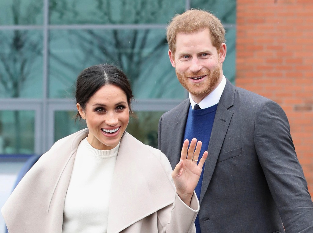 Prince Harry and Meghan Markle Encourage People to Vote in Rare TV Appearance