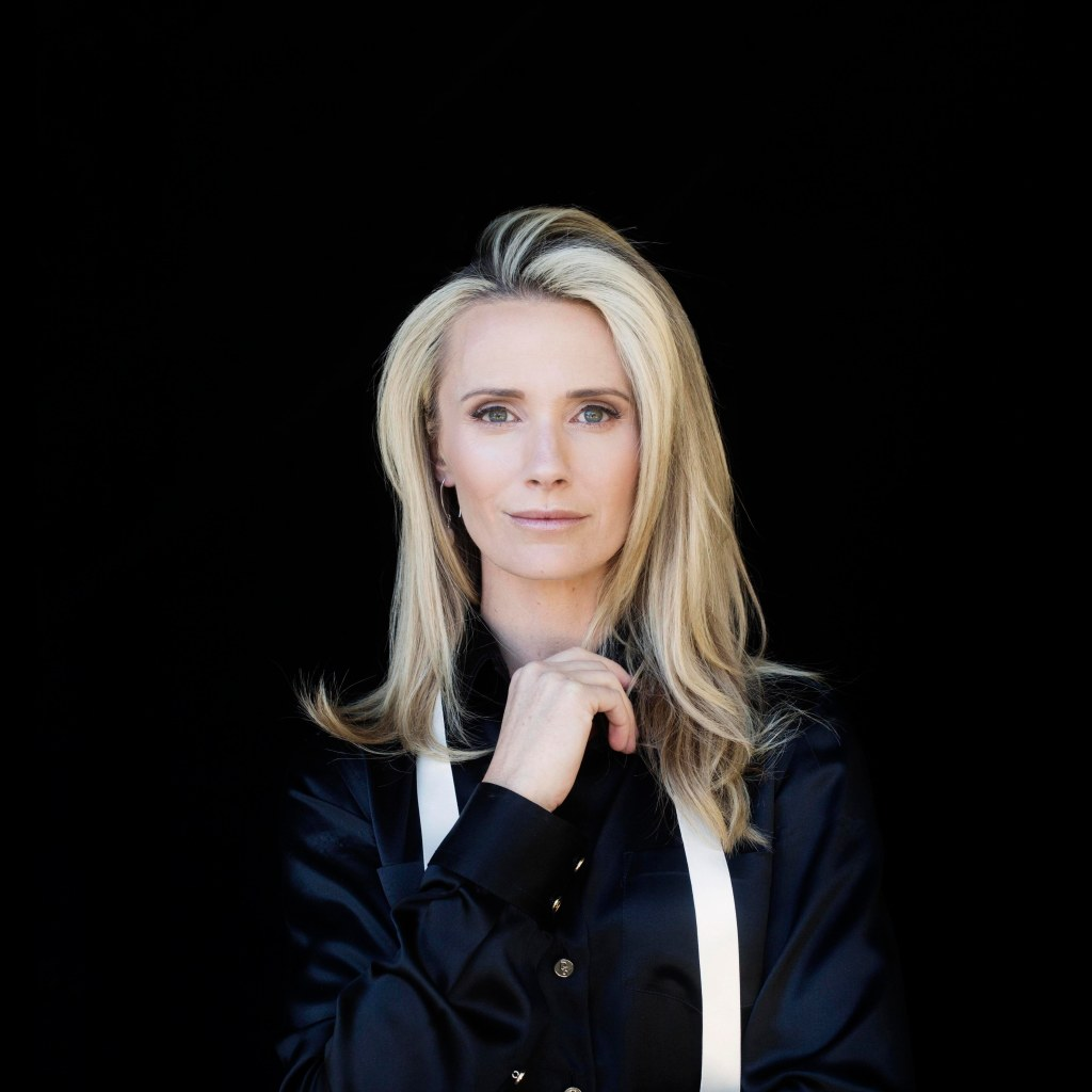 Filmmaker Jennifer Siebel Newsom