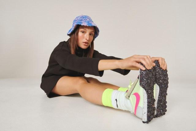 Nike, climate, sustainability,