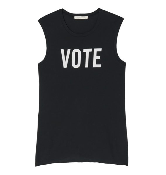 How Fashion Brands Are Encouraging People to Vote