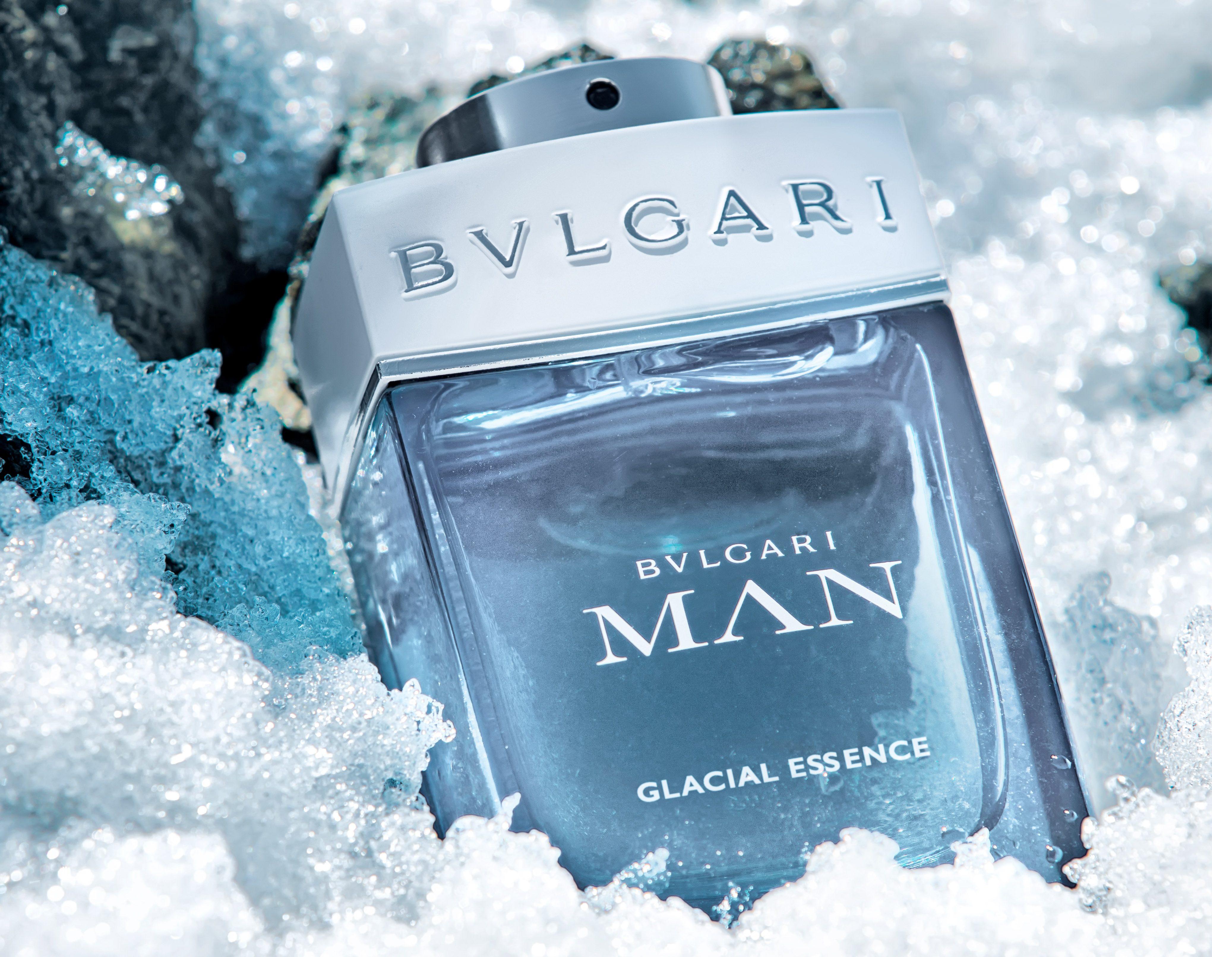 Bulgari Man Glacial Essence