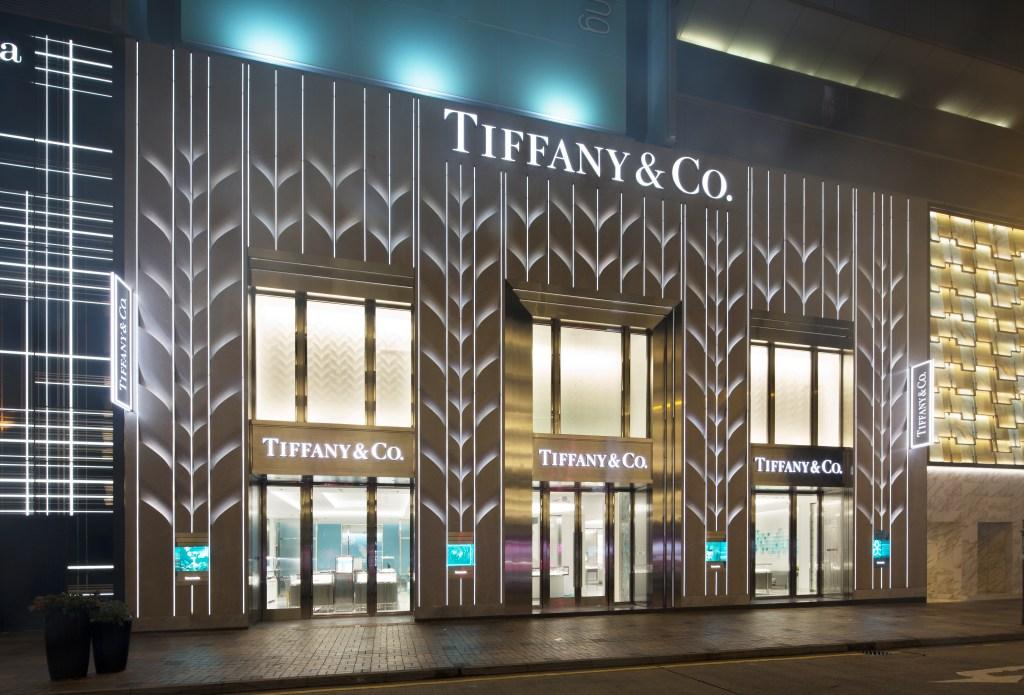 Tiffany & Co. store exterior