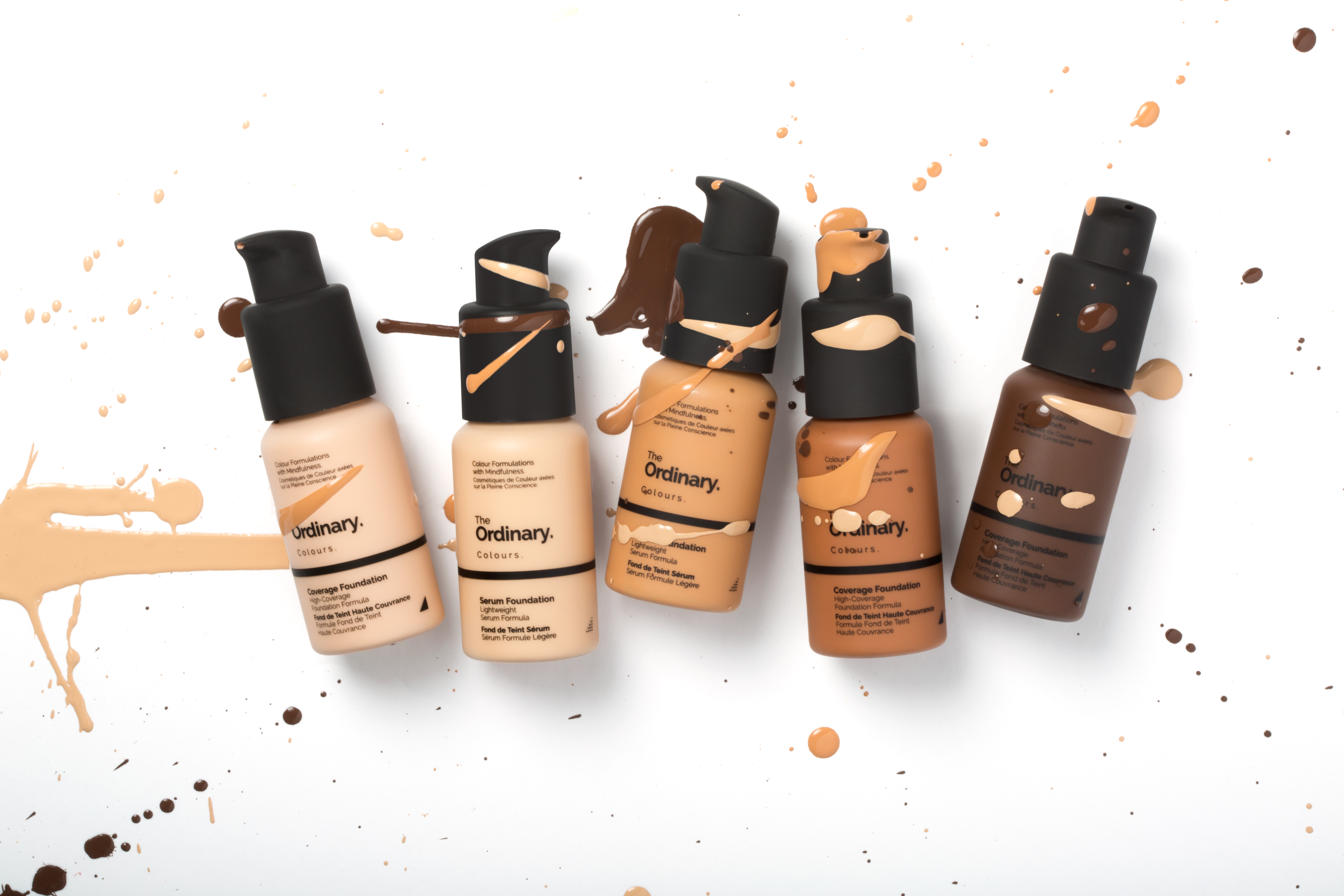 The Ordinary Colours Foundation To Launch At Ulta Wwd