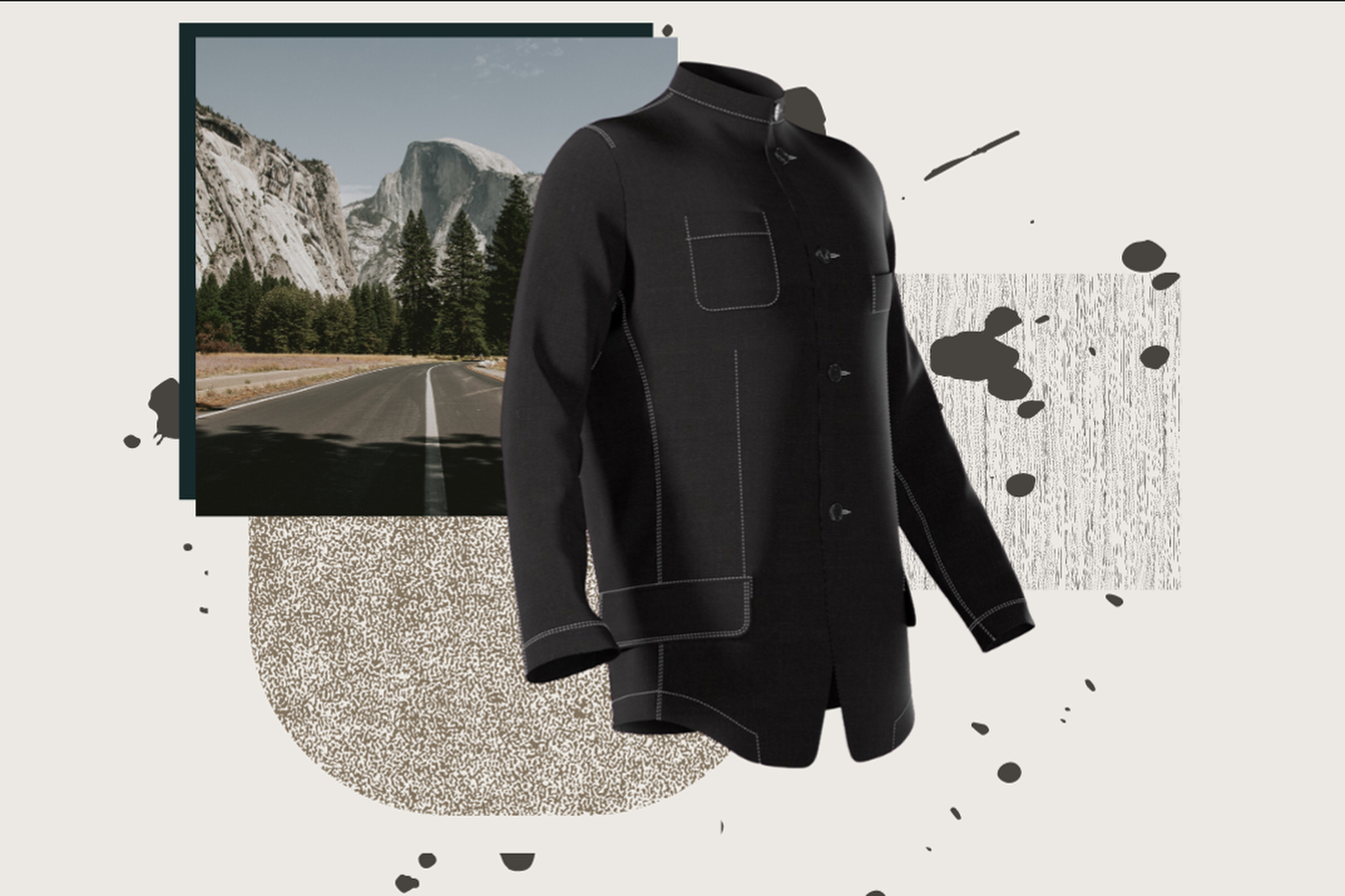 Pashko specializes in high-performance eco-friendly clothing.