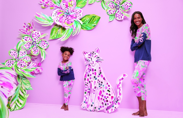 """""""The Paws for a Cause"""" collection for women and girls."""