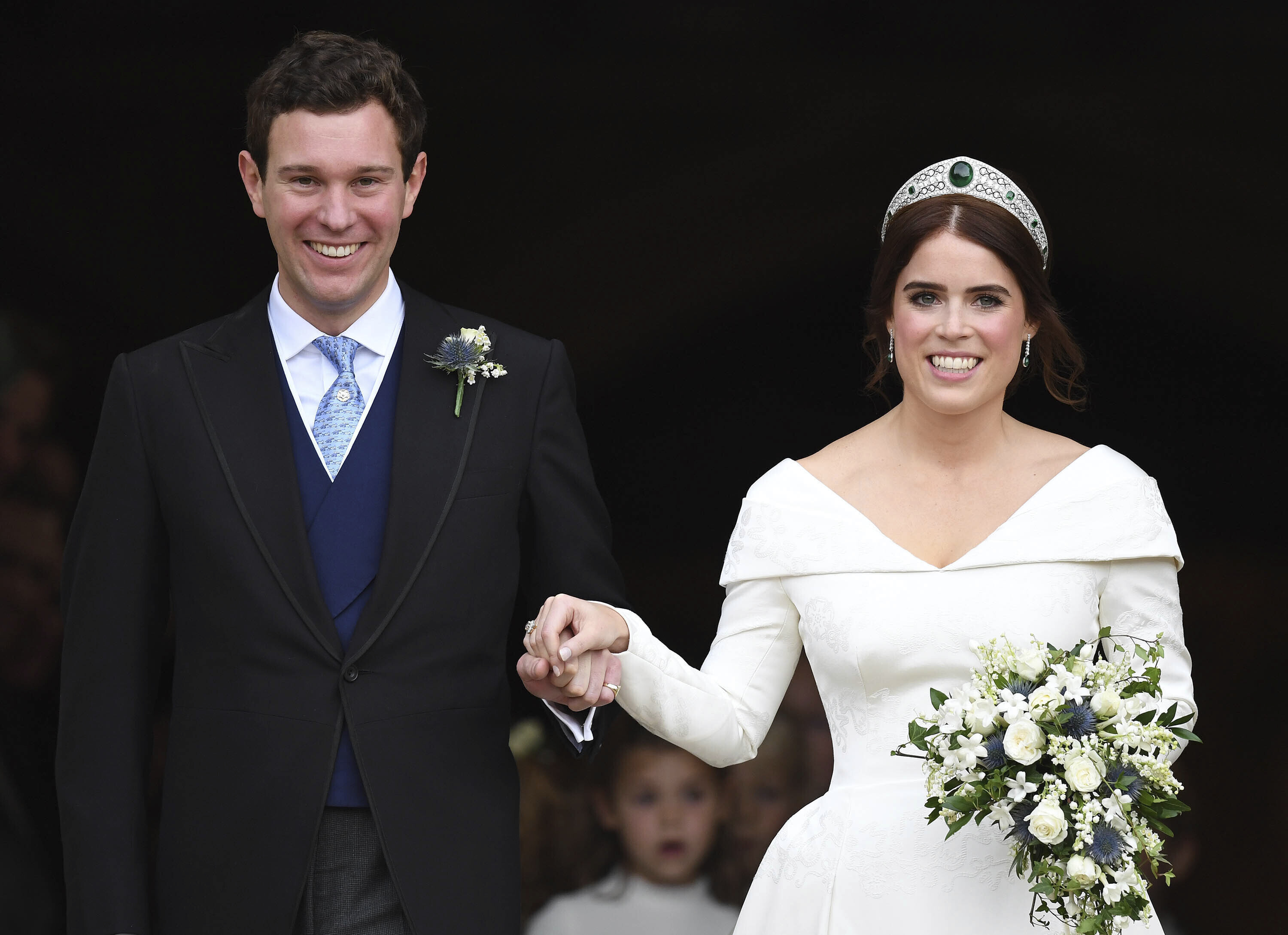 Princess Eugenie Is Pregnant With First Child
