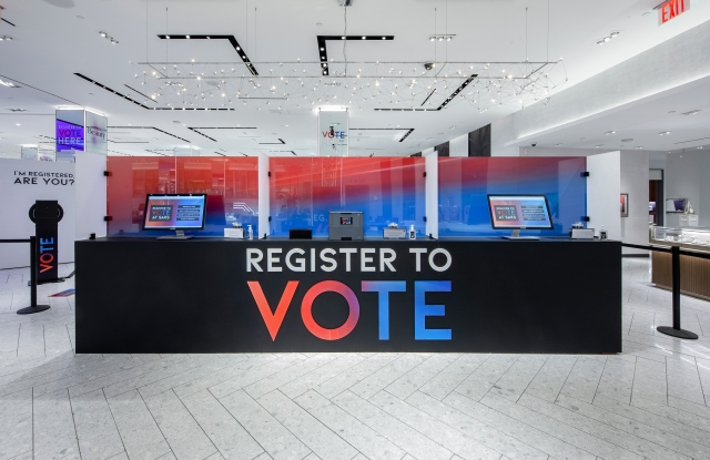 These Fashion and Beauty Brands Are Giving Employees Time Off to Vote on Election Day 2020