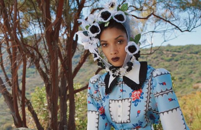 Rodarte New York Fashion Week Spring 2021 Ready to Wear