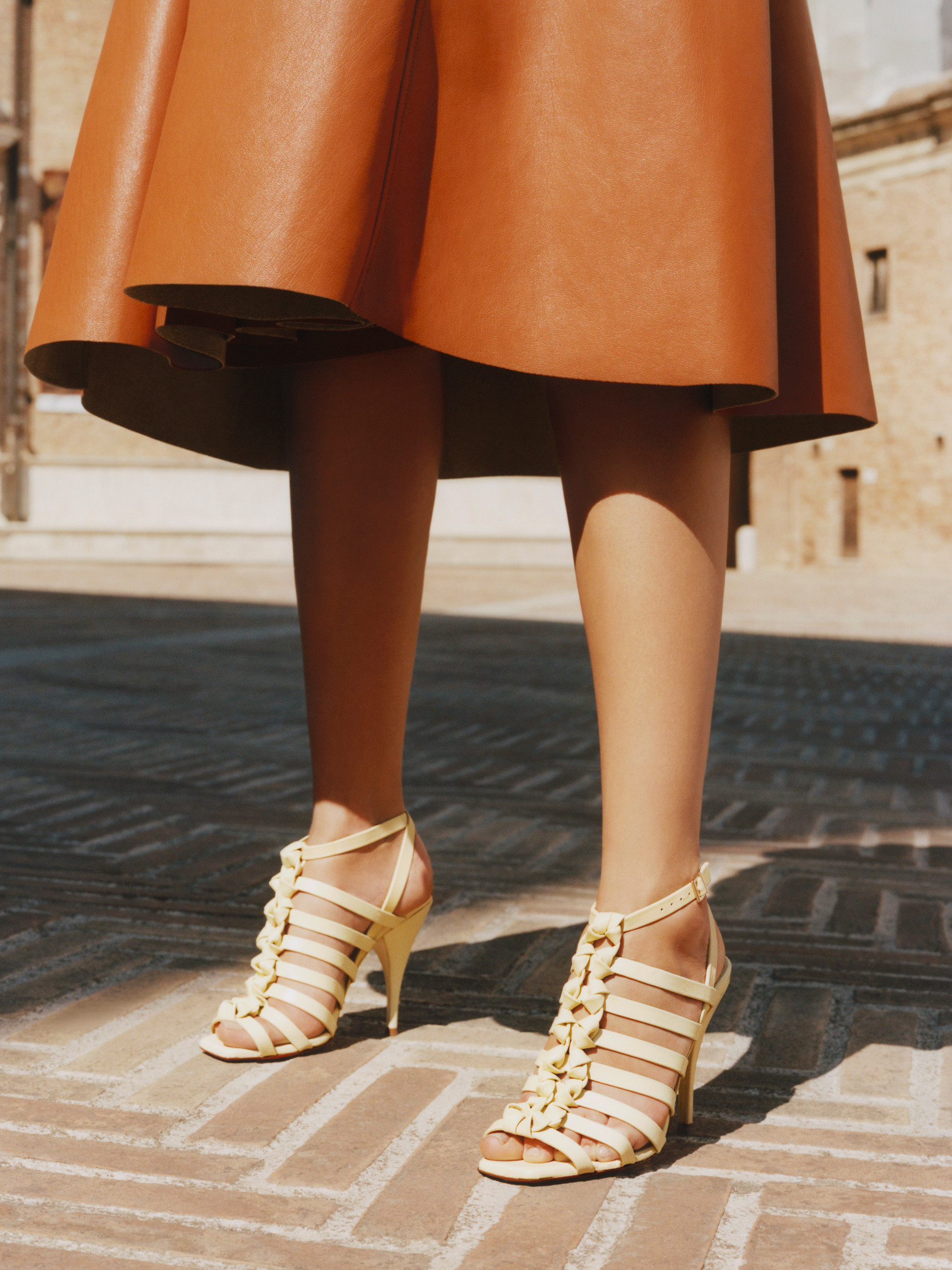 A style from Santoni's spring 2021 collection.