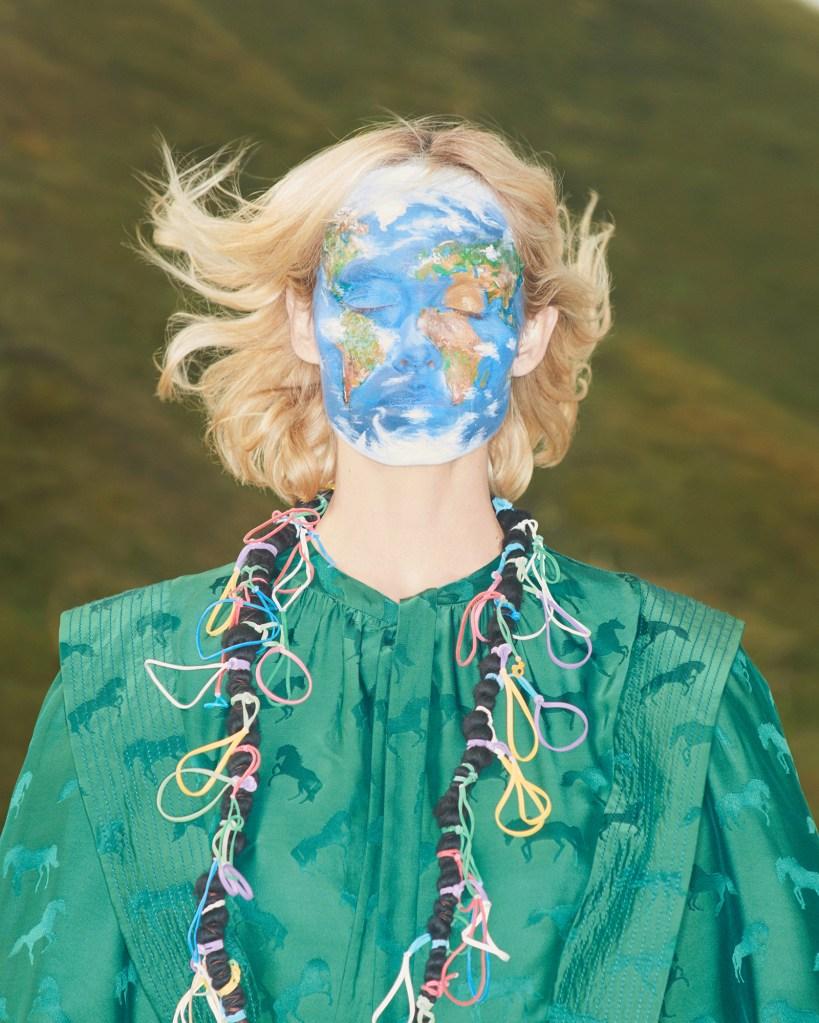 A Stella McCartney campaign image.