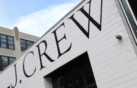 J. Crew in Brooklyn, New York.