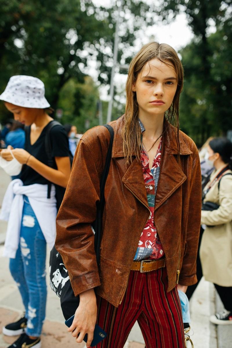 Street Style at Milan Fashion Week Spring 20 [PHOTOS] – WWD