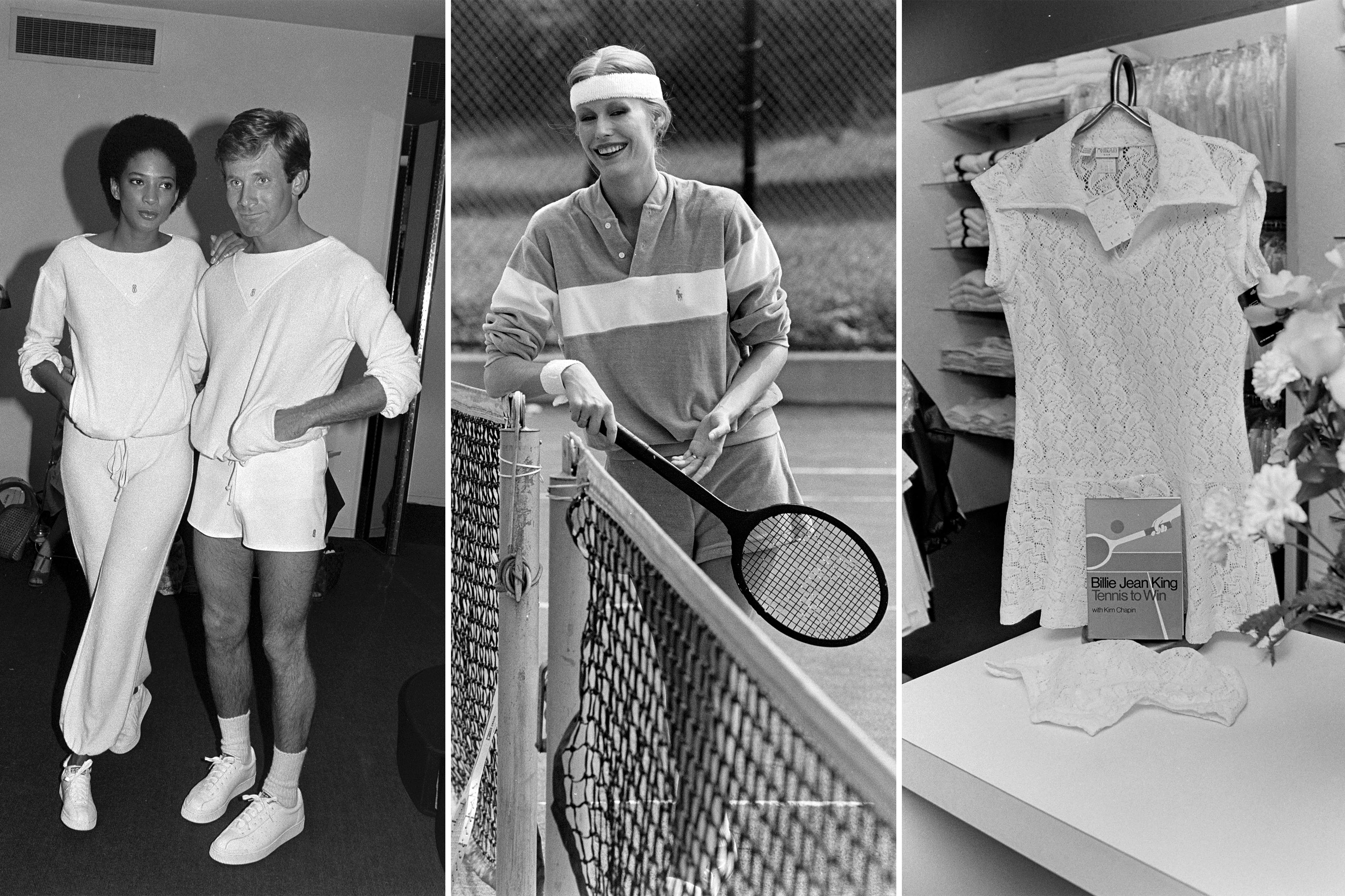 A Look At Tennis Lasting Influence On Fashion Wwd