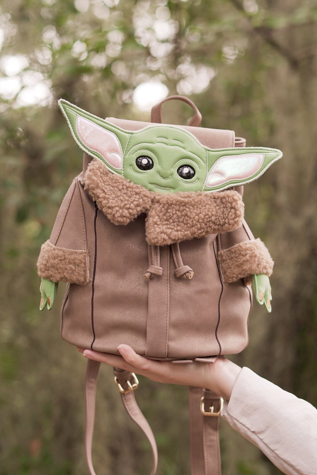 The Child backpack.