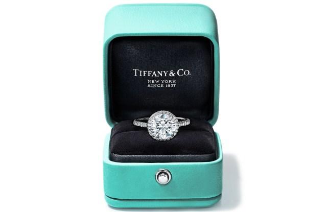 tiffany blue box ring
