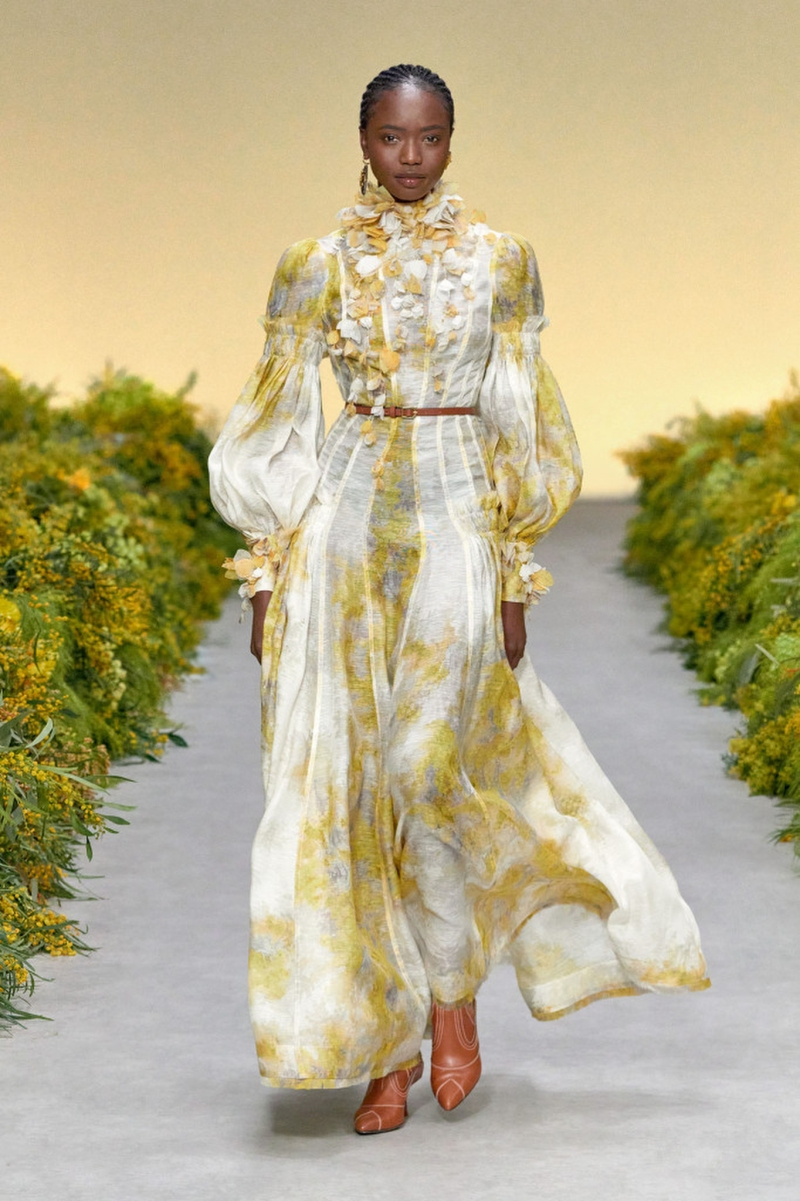 The Biggest Spring 8 Trends From New York Fashion Week [PHOTOS