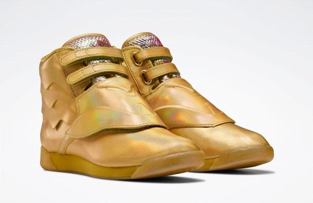 Wonder Woman Freestyle Hi Sneakers