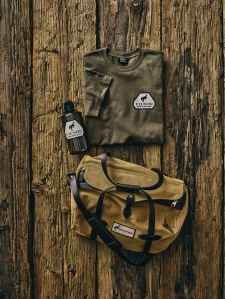Filson's capsule collection for the Ford Bronco.