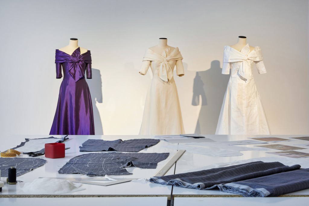 A view of the Romaison 2020 exhibition.