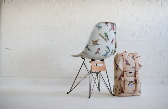 Herschel's 10th anniversary collection.