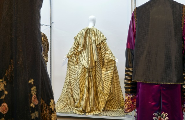 New Rome Exhibit Spotlights Relation Between Movies and Fashion