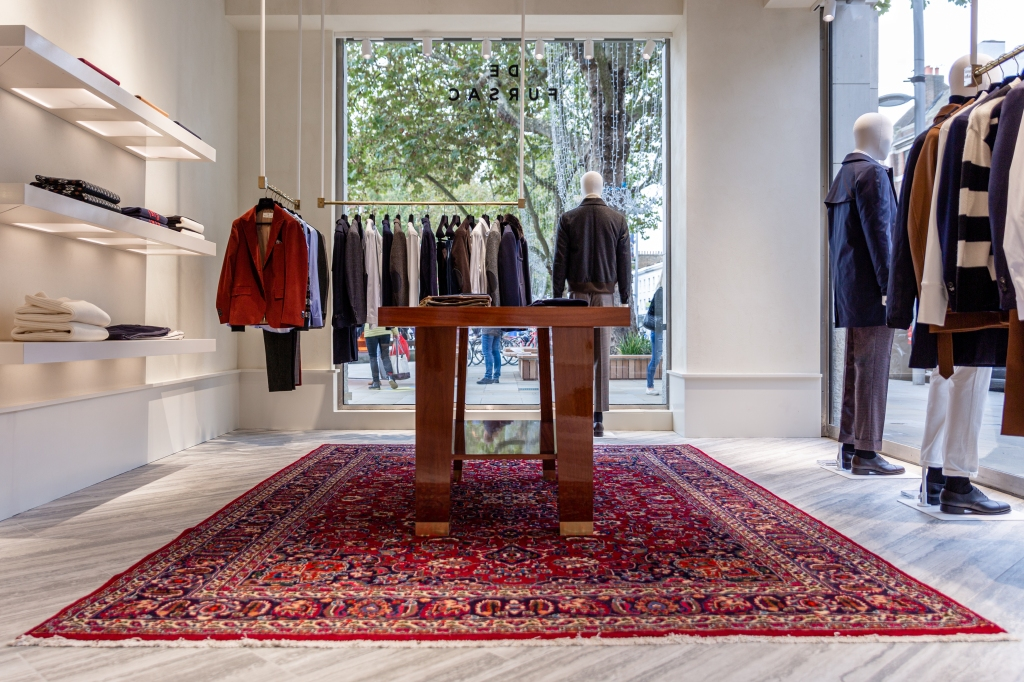 De Fursac store in London