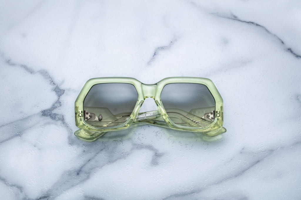 """Jacques Marie Mage """"Edie"""" sunglasses"""