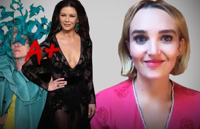Video: 'SNL' Star Chloe Fineman Grades
