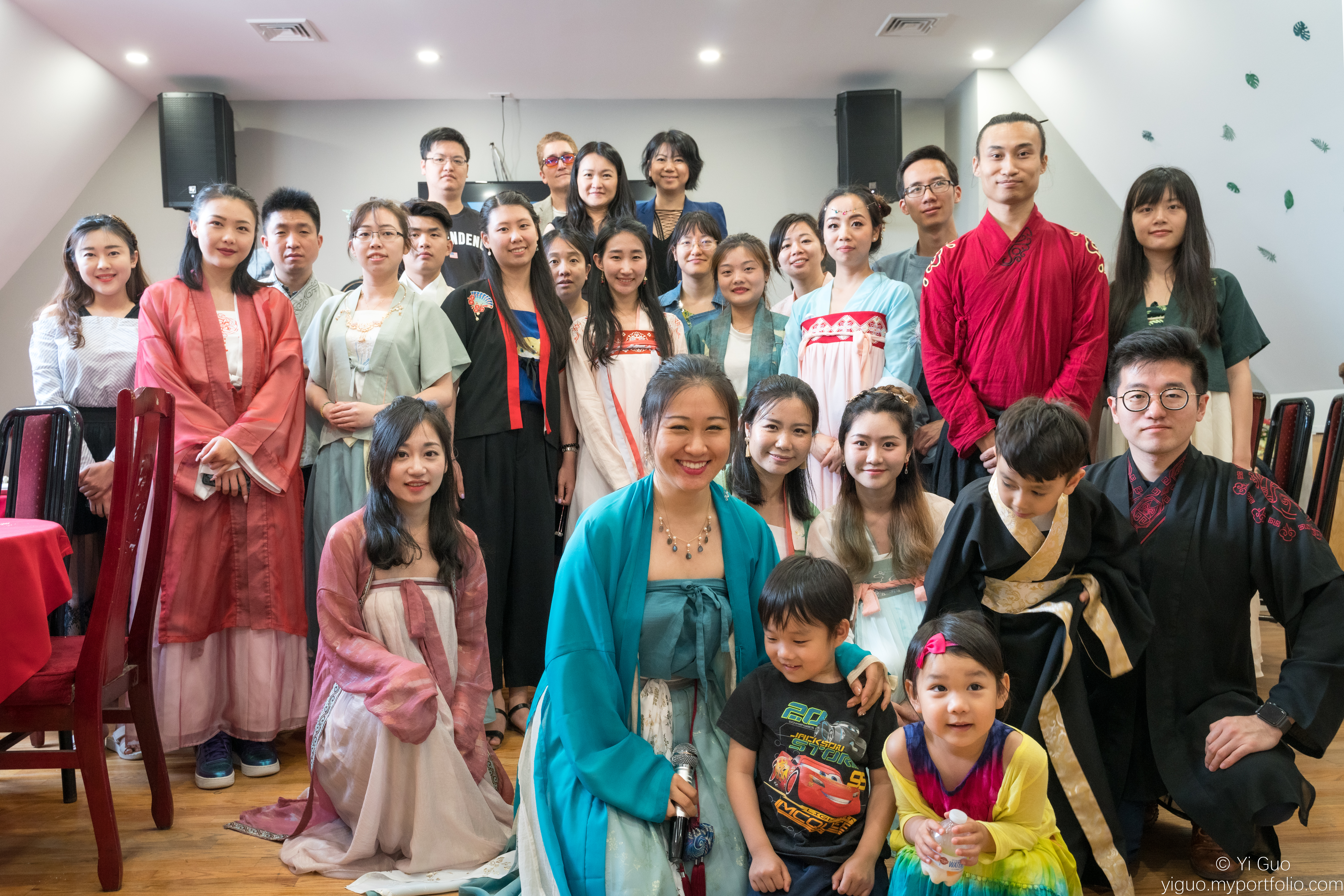 Gathering of New York Hanfu Corporation