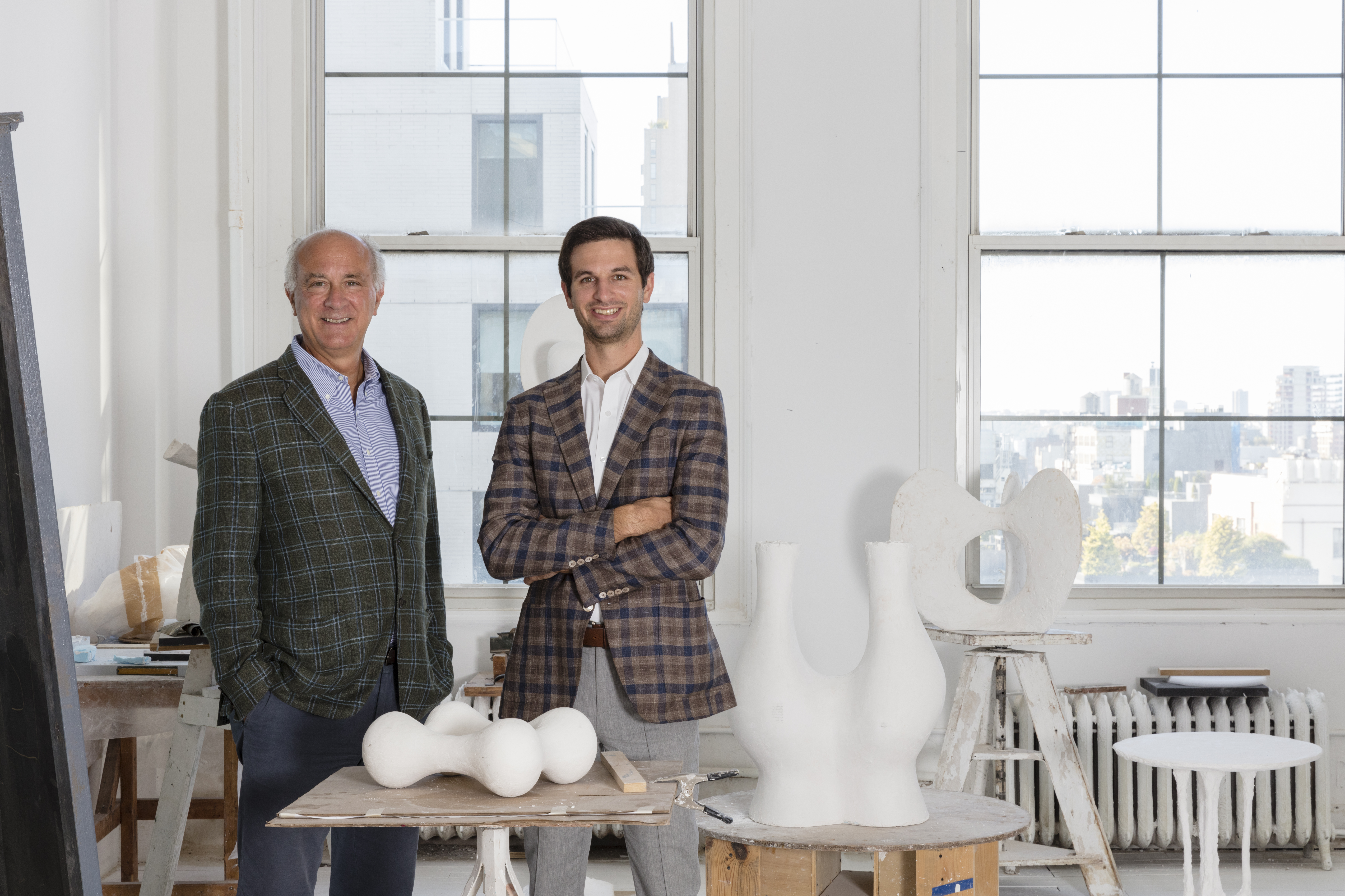 Ralph Pucci, From Mannequins to Manufacturing Furniture – WWD