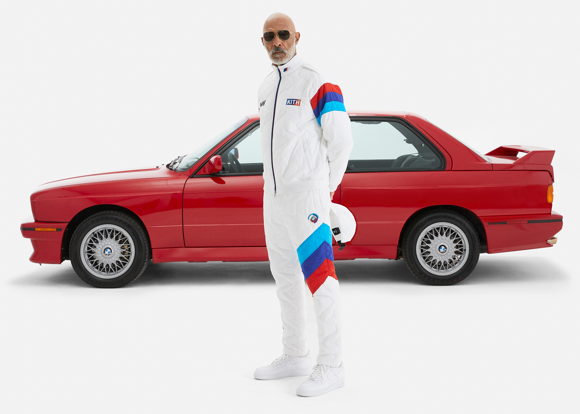 Kith for BMW collection