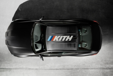 The BMW M4 Competition Coupe by Kith