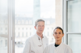 Chaumet workshop