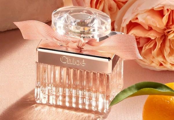 Chloé Eau de Toilette Rose Tangerine