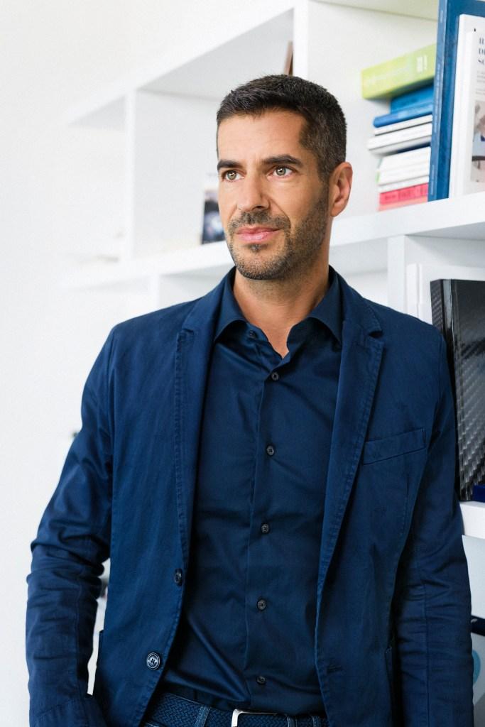 FiloBlu founder and ceo Christian Nucibella.