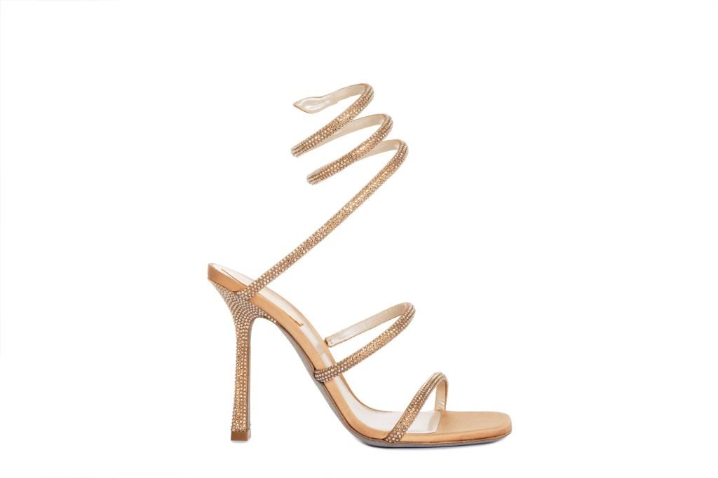 René Caovilla signature Cleo sandal