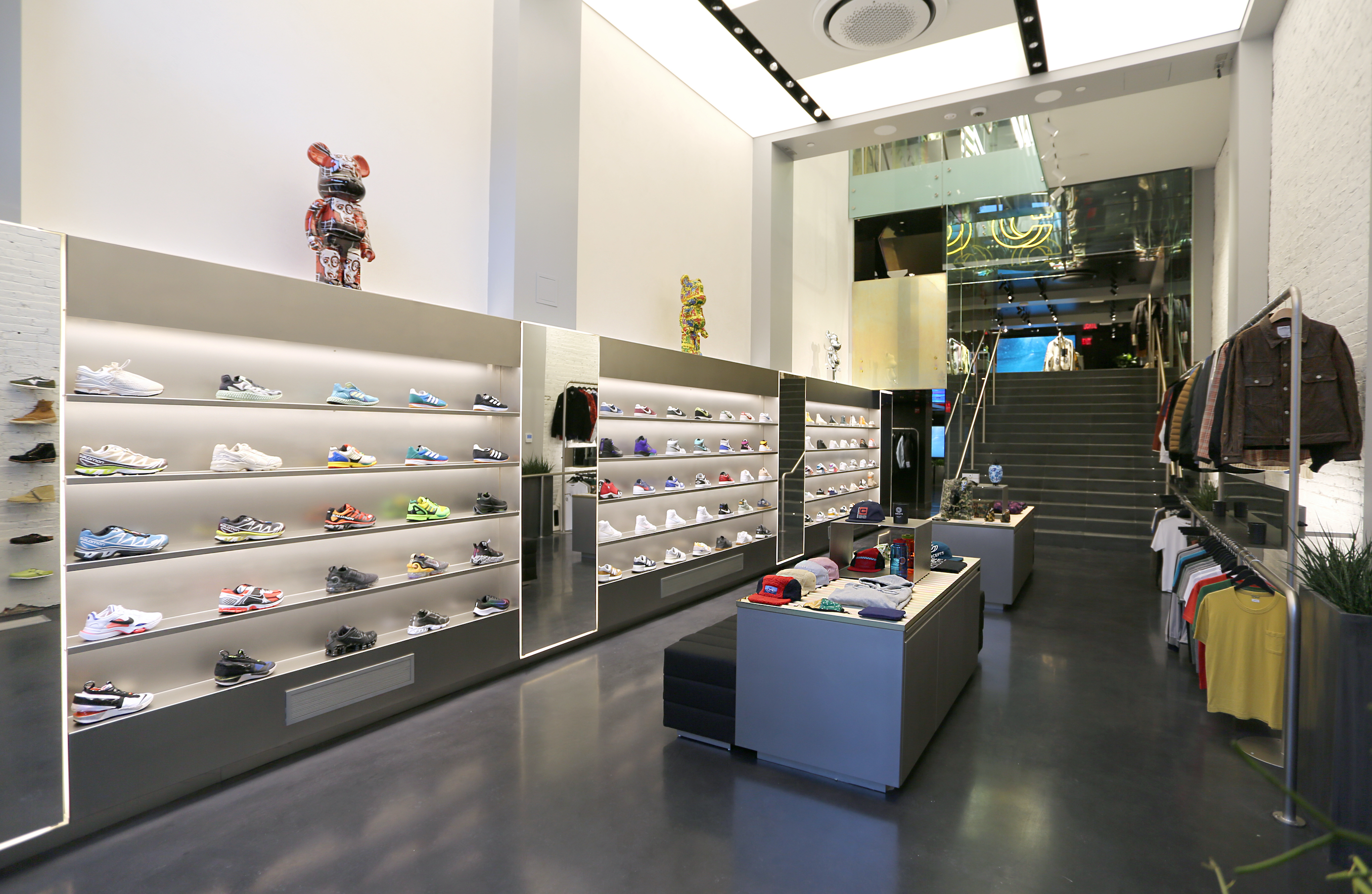 Concepts flagship in Boston