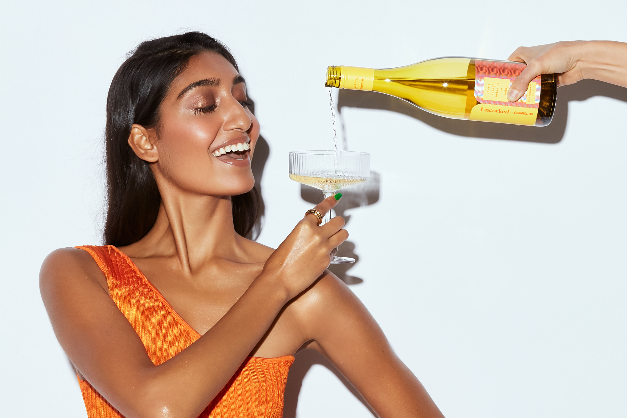 Cosmopolitan is launching a wine brand.