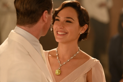 "Armie Hammer and Gal Gadot in ""Death on the Nile"""