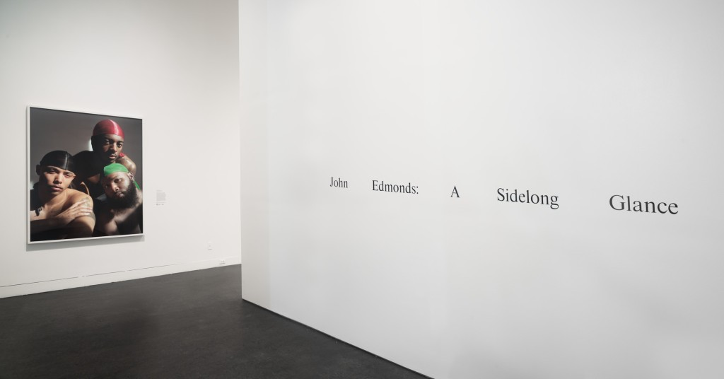 "John Edmonds' exhibition ""A Sidelong Glance"" at the Brooklyn Museum."