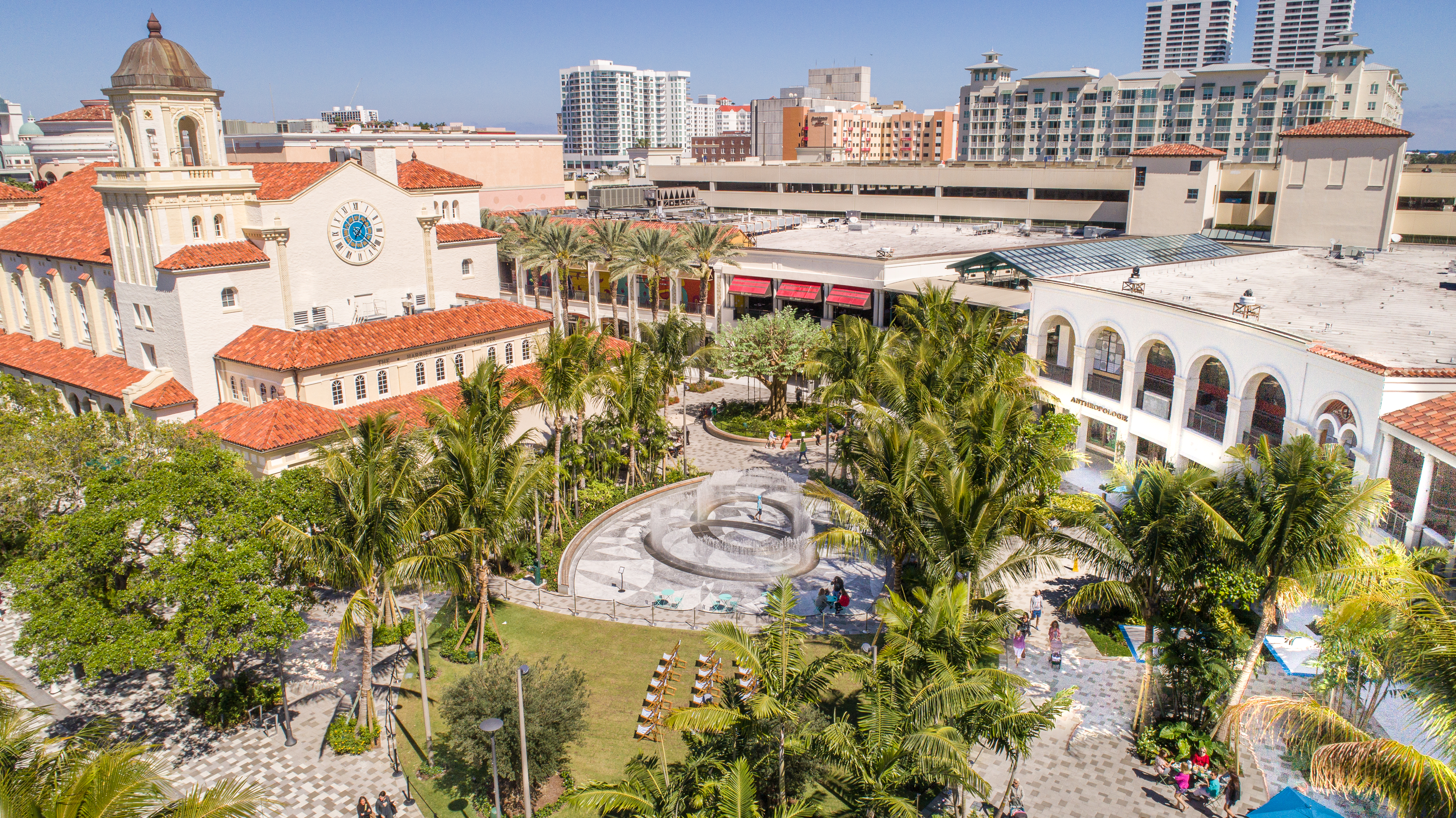 Related Cos. successfully transformed CityPlace in West Palm Beach to Rosemary Square, a mixed-used downtown development with more experiences, food and beverage and outdoor space.