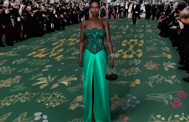 Fashion game app Drest is collaborating with the Green Carpet Fashion Awards on new challenges using looks from its archives.