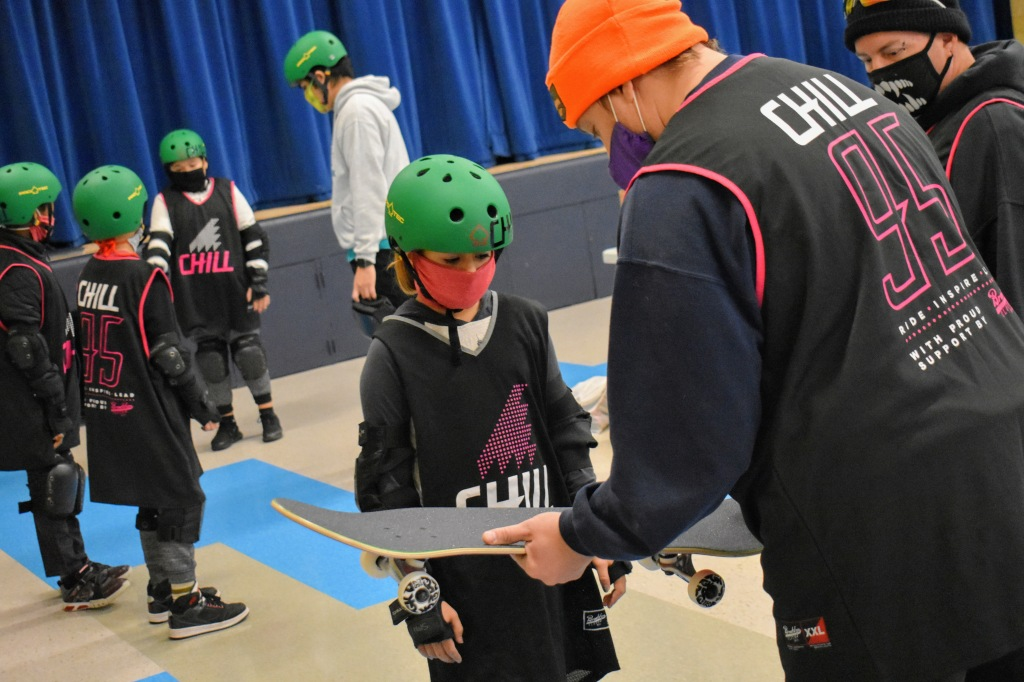 Youth at the Boys & Girls Clubs of Chicago