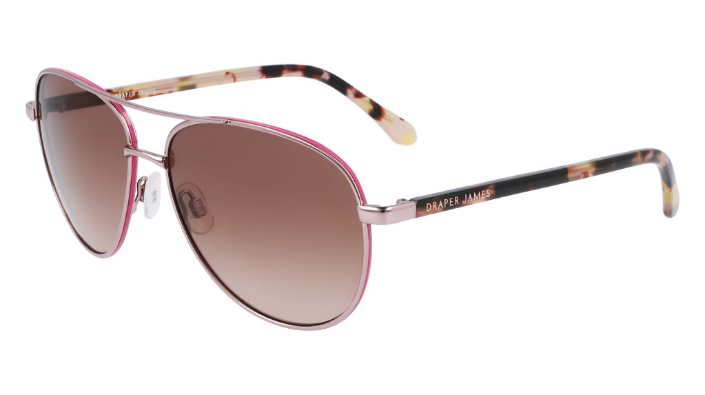 Marchon expects well-priced aviator styles, like these by Draper James, to do well in the coming months.